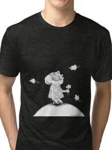 Early Autumn Afternoon Tri-blend T-Shirt