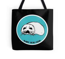 Baby Seal Club Tote Bag