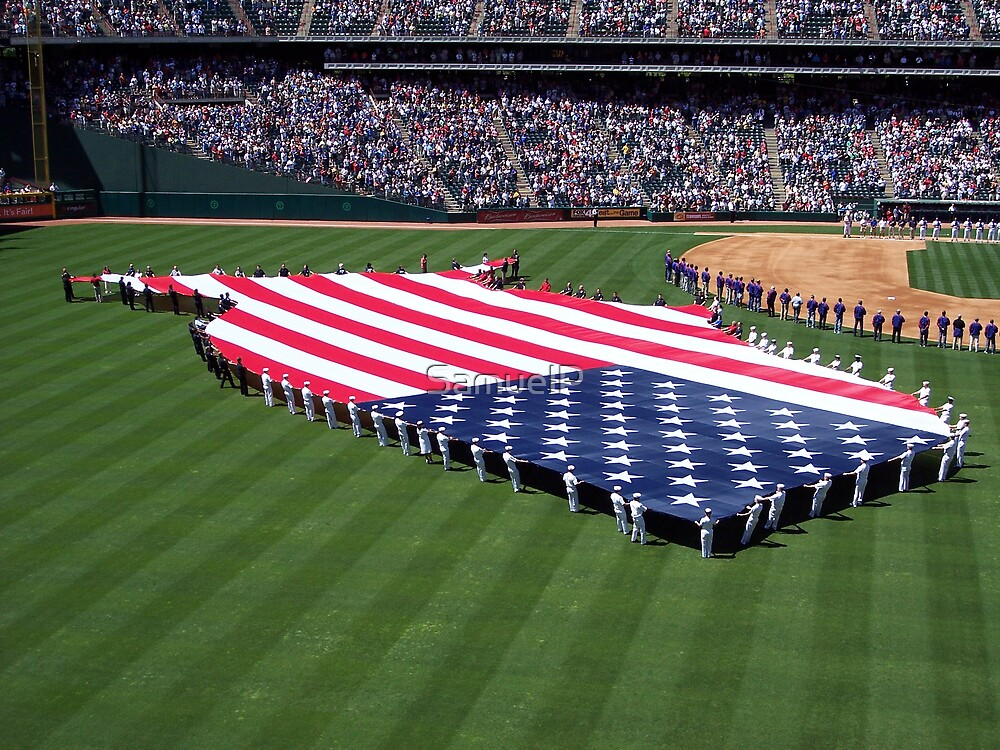 Opening Day 2006 by Samuel Pevehouse
