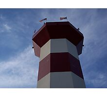 Harbour Town Light House Photographic Print