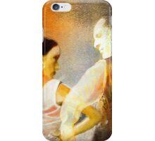 Flamencoscape 10 iPhone Case/Skin
