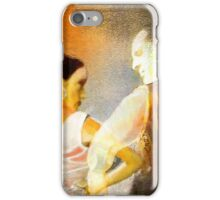 Flamencoscape 10 iPhone Case/Skin