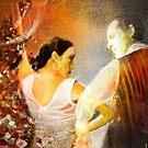 Flamencoscape 10 by Goodaboom