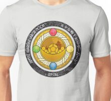 Tansformation Brooch - Sailor Moon Crystal (rev. 1) Unisex T-Shirt
