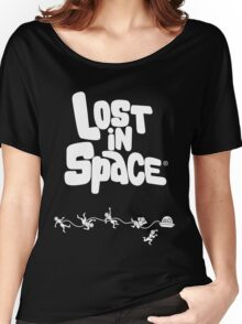 Lost In Space Women's Relaxed Fit T-Shirt