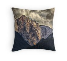 Julian Alps, Slovenia Throw Pillow