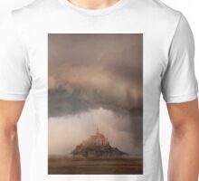 Impression with rain Unisex T-Shirt