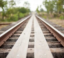 Train Tracks by Jack McClane