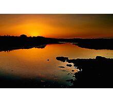 Karaaf Wetlands Photographic Print