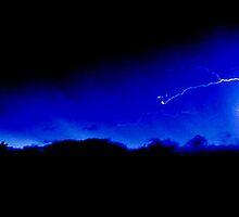 sky crack by CheyenneLeslie Hurst