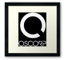 oscorp Framed Print