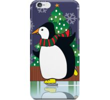 Penguin Skate iPhone Case/Skin