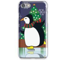 Penguin Skate iPhone Case/Skin