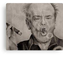 jack..... Canvas Print