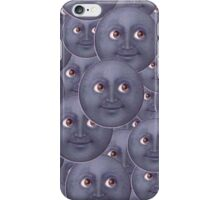 The Moon is Watching iPhone Case/Skin