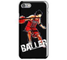 """Rukawa """"the Baller"""" iPhone Case/Skin"""