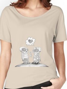 Young Love Women's Relaxed Fit T-Shirt