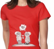 Young Love Womens Fitted T-Shirt