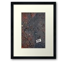 MIX TAPE Framed Print