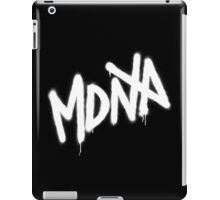 MDNA Tag (White) iPad Case/Skin