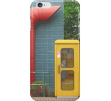 European Phone Box iPhone Case/Skin
