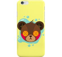 Cute Plush Bear iPhone Case/Skin