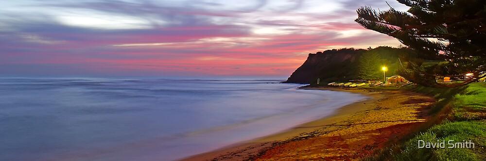 Fishermans Beach by David Smith