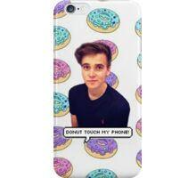 Joe Sugg- Donut touch my phone Case iPhone Case/Skin