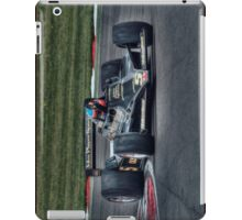 Lotus F1 - Type 79 - 1978/79 HDR iPad Case/Skin