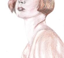 Poppet in Pencil by Leanne Masters
