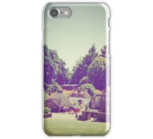 Country Village iPhone Case/Skin