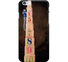 Because It's There iPhone Case/Skin
