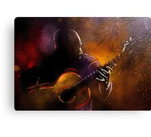 Flamencoscape 14 Canvas Print
