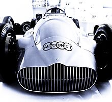 Auto Union by Lonelybadger