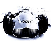 Auto Union Photographic Print