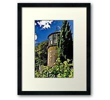 """The Turret"" Framed Print"