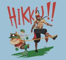 Lee Sin and Teemo Kids Clothes