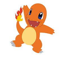 Charmander by adovemore