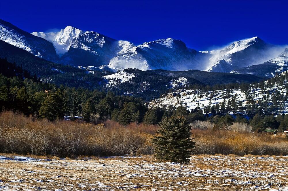 A View From Estes Park by John  De Bord Photography