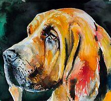 Bloodhound by kovacsannabrigi