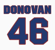 National Hockey player Matt Donovan jersey 46 by imsport