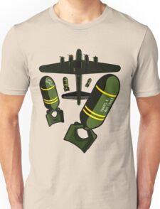 Bombs Away! Unisex T-Shirt
