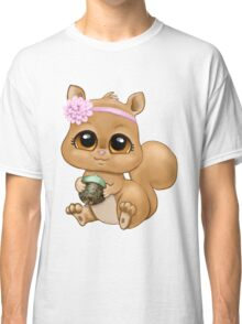 Baby Squirrel Classic T-Shirt