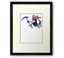 Fiddlesticks Framed Print