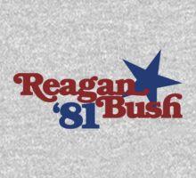Reagan Bush 1981 by Boogiemonst