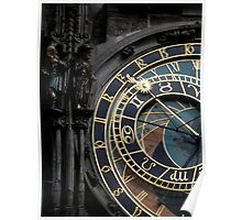 Astronomic clock	 Poster