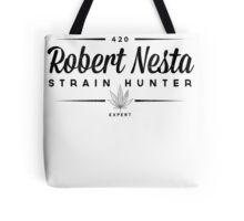 Strain Hunter - Robert Nesta(Bob Marley) Tote Bag