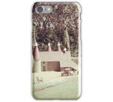 Castle Cottage iPhone Case/Skin