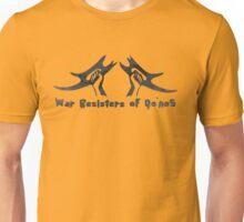 War Resisters of Qo'noS Unisex T-Shirt