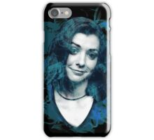 Splatter Willow iPhone Case/Skin